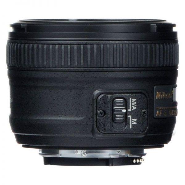 لنز نیکونNikon Lenz AF-S 50mm f / 1.8G