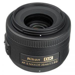 لنز نیکون Nikon lensAF-S DX 35mm f/1.8 G