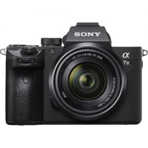 سونی Sony Alpha a7 III Mirrorless kit 28-70mm