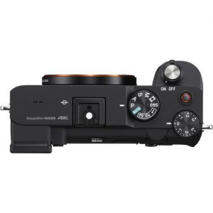 سونی Sony Alpha a7C Mirrorless Digital Camera Body
